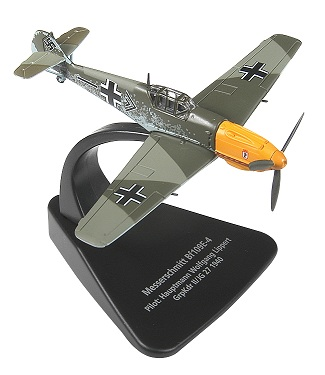 Bf 109E-4 1/72 Die Cast Model (AC002)